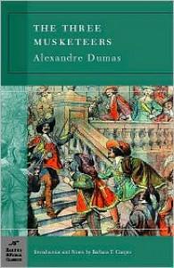 Three Musketeers (Barnes & Noble Classics Series) - Alexandre Dumas,  Barbara T. Cooper (Introduction)