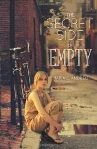 The Secret Side of Empty - Maria E. Andreu