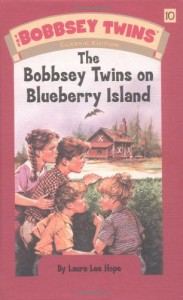 The Bobbsey Twins On Blueberry Island (Bobbsey Twins, No. 10) - Laura Lee Hope