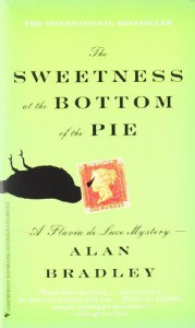 The Sweetness at the Bottom of the Pie (A Flavia de Luce Mystery, #1) - Alan Bradley