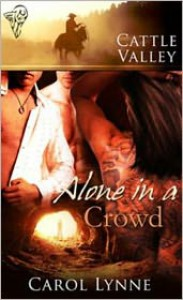 Alone in a Crowd - Carol Lynne