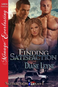 Finding Satisfaction - Diane Leyne