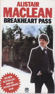 Breakheart Pass - Alistair MacLean