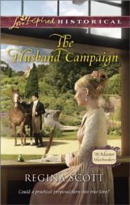 The Husband Campaign - Regina Scott