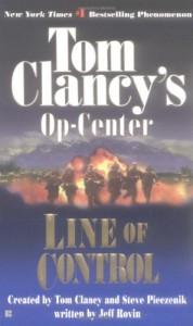 Line of Control - Tom Clancy, Jeff Rovin, Steve Pieczenik