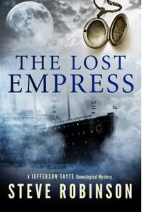 The Lost Empress (Jefferson Tayte Genealogical Mystery) - Steve Robinson