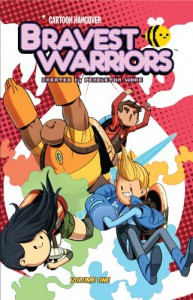 Bravest Warriors Vol. 1 - Joey Comeau