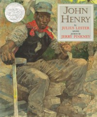 John Henry (Picture Puffins) - Julius Lester, Jerry Pinkney
