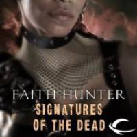 Signatures of the Dead: A Jane Yellowrock Story - Faith Hunter, Khristine Hvam