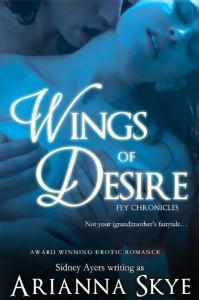 Wings of Desire - Arianna Skye