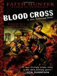 Blood Cross - Faith Hunter