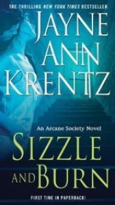 Sizzle and Burn (Arcane Society, #3) - Jayne Ann Krentz