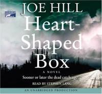 Heart Shaped Box - Joe Hill, Stephen Lang