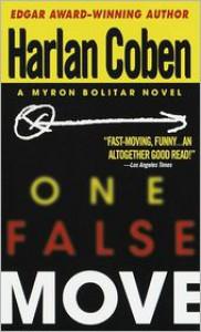 One False Move (Myron Bolitar Series #5) - Harlan Coben