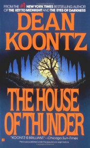 The House of Thunder - Leigh Nichols, Dean Koontz