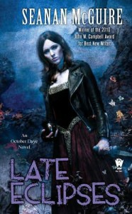 Late Eclipses (October Daye, #4) - Seanan McGuire