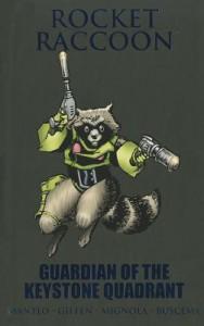Rocket Raccoon: Guardian of the Keystone Quadrant - Bill Mantlo, Keith Giffen, Mike Mignola, Sal Buscema