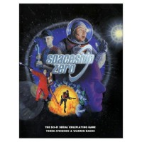 Spaceship Zero - 'Toren Atkinson',  'Warren Banks'