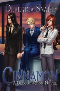 Cinnamon  - Derekica Snake