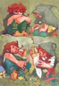 Gredzena brālība (Gredzenu pavēlnieks, #1) - Ieva Kolmane, J.R.R. Tolkien, Džons Ronalds Rūels Tolkīns, Deniss Zatravkins