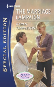 The Marriage Campaign - Karen Templeton