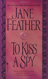 To Kiss a Spy - Jane Feather, Wendy McCurdy