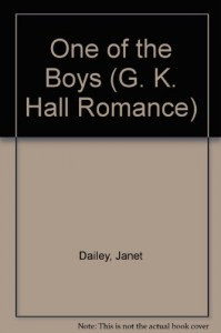 One of the Boys (New Jersey, Americana, #30) - Janet Dailey