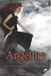 Angelfire  - Courtney Allison Moulton