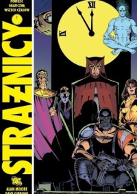 Strażnicy - Alan Moore, Dave Gibbons