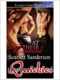 At Their Command - Scarlett Sanderson