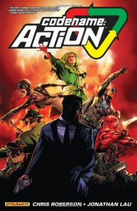 Codename: Action Volume 1 - Chris Roberson