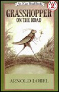 Grasshopper on the Road (Turtleback) - Arnold Lobel