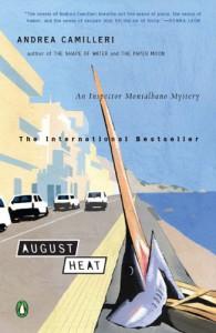 August Heat - Stephen Sartarelli, Andrea Camilleri