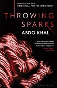 Throwing Sparks - عبده خال, Abdo Khal, Maia Tabet, Michael K. Scott