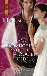 The Smuggler and the Society Bride - Julia Justiss