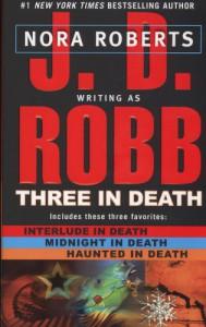 Three in Death - J.D. Robb