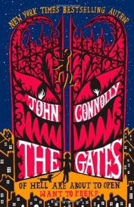 The Gates (Audio) - Jonathan Cake, John Connolly