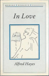 In Love (Modern Romance Classics) - Alfred Hayes