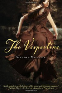 The Vespertine - Saundra Mitchell