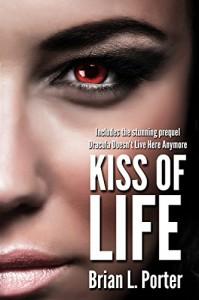 Kiss Of Life - Brian L Porter