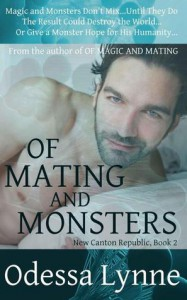 Of Mating and Monsters - Odessa Lynne