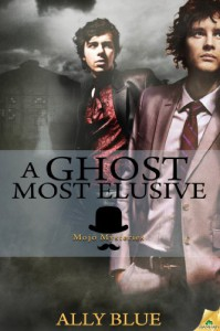 A Ghost Most Elusive - Ally Blue
