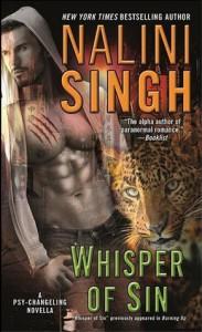 Whisper of Sin - Nalini Singh