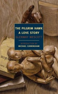 The Pilgrim Hawk: A Love Story - Michael Cunningham, Glenway Wescott