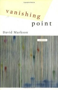 Vanishing Point - David Markson