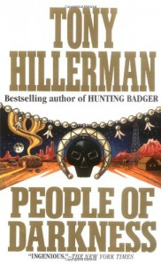 People of Darkness (Jim Chee Novels) - Tony Hillerman