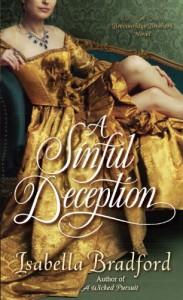 A Sinful Deception - Isabella Bradford