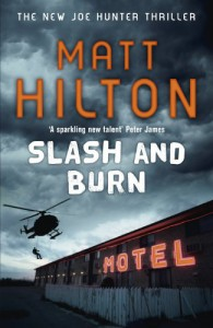 Slash and Burn - Matt Hilton