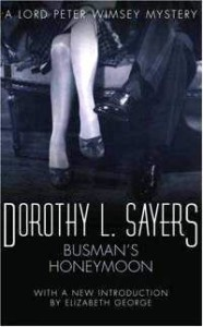 Busman's Honeymoon (Lord Peter Wimsey, #13) - Dorothy L. Sayers