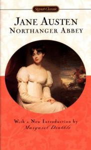 Northanger Abbey - Margaret Drabble, Jane Austen